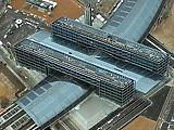 Új főpályaudvart avattak Berlinben