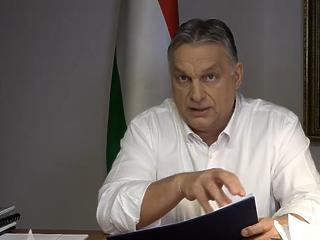 Orbán Viktor támogatást kért Brüsszeltől a koronavírus többletköltségeire