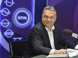 Orbán Viktor előadta saját valóságértelmezését az EP-választásról