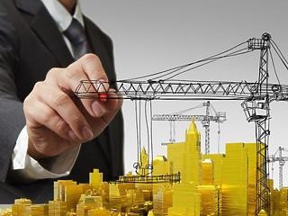 Bezuhant az építőipari termelés