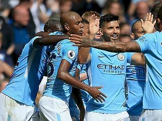 Galaktikus szintre jutott a Manchester City bevétele