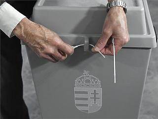 Mindenhol rendben megkezdődött a szavazás