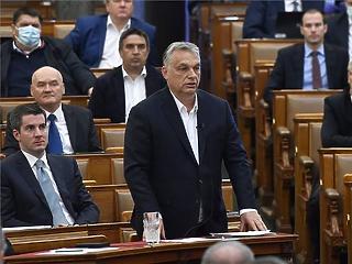 Orbán Viktor megtippelte, hány fertőzöttre kell számítani