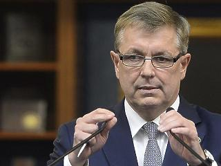 Matolcsy György szavaira óriási erősödésbe kezdett a forint