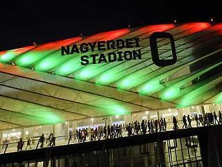 Rekord bevételt hozott a konyhára a debreceni stadion