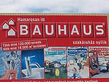 Bauhaus bokrétaavató