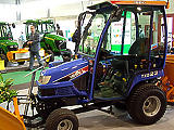 Munkagépek az Ökotech-en 2006