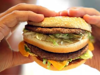 A McDonald's és a Burger King is elvérzett az USA nagy antibiotikum-tesztjén
