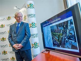 Már csúszásban van a Blaha Lujza tér felújítása