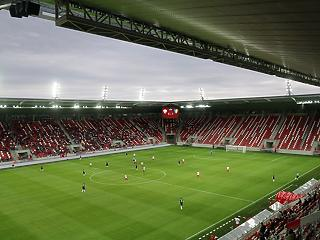 Sporthotelt építene a diósgyőri fociklub