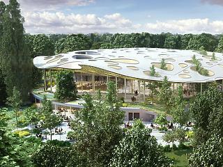 1 milliárd forint fölé drágult a Magyar Zene Háza tervezése