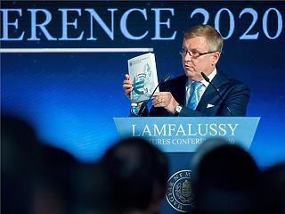 Matolcsy György: Magyarország elkészítette a programot az eurózóna átalakítására