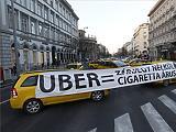 Taxik akadályozzák a bevárosi közlekedést