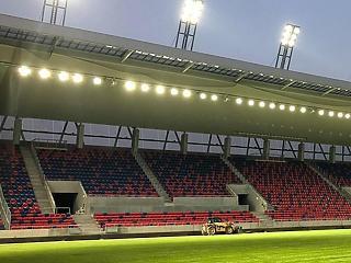 Kiderült mennyi időre bérli az új stadiont a Vidi