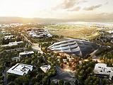 Elvarázsolja dolgozóit a Google új székháza