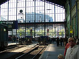 Bombardier emeletes vonatok