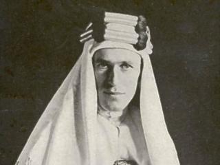 130 éve született Arábiai Lawrence