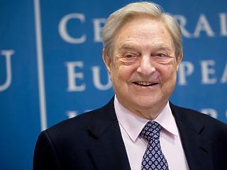 Kiderült, mit lépett Soros