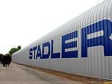 A pusztaszabolcsi Stadler-bázis megnyitója