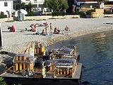 Gorbacsov-parti a horvát tengernél