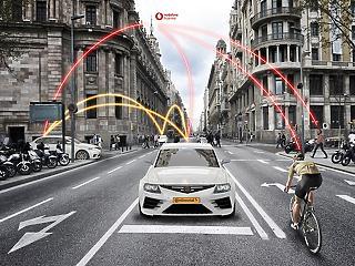 Évi több száz balesetet előzhet meg a Continental és Vodafone együttműködése