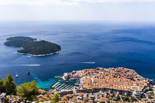 Horvátország, Dubrovnik - A kép csak illusztráció (Fotó: Pixabay)