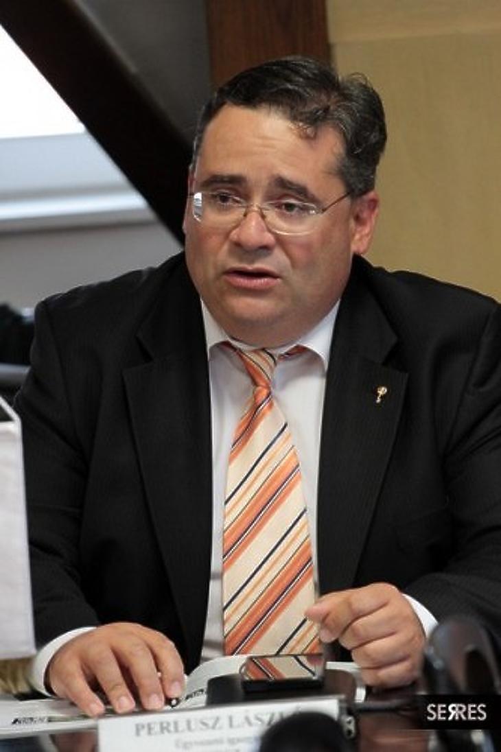 Perlusz László