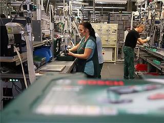 Jó hírek érkeztek a magyar iparról