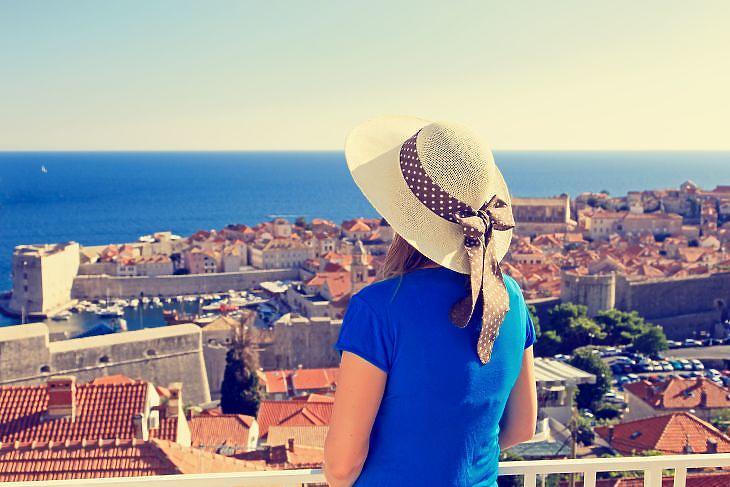 Messze már a nyári lazaság. Dubrovnik, Horvátország. (Depositphotos)