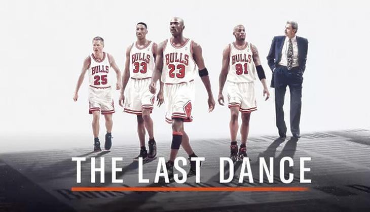 Jordan és a Bulls történetét feldolgozó The Last Dance elképesztő siker lett