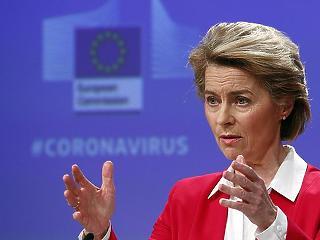 Von der Leyen: az uniós pénzeket a jogállami normák biztosítása mellett költjük el