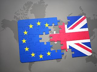 A brit alsóház áldását adta a Brexit-dokumentumra