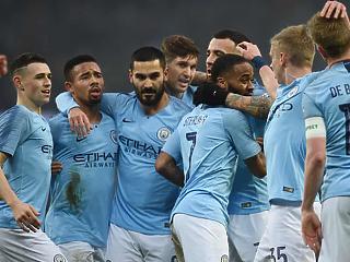 KPMG: már nem a Manchester United, hanem a Manchester City a világ legértékesebb fociklubja