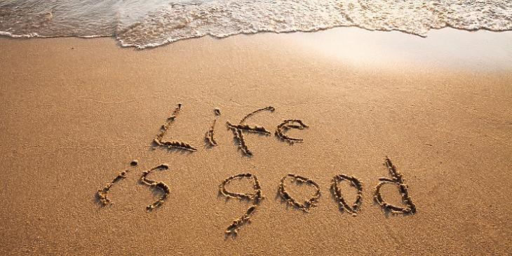 Az élet jó