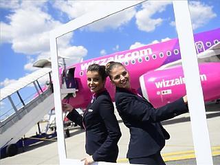 A Wizz Airt választották az év európai légitársaságának
