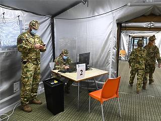 Megjelent a rendelet: ezek lesznek a kivezényelt katonák feladatai a kórházakban