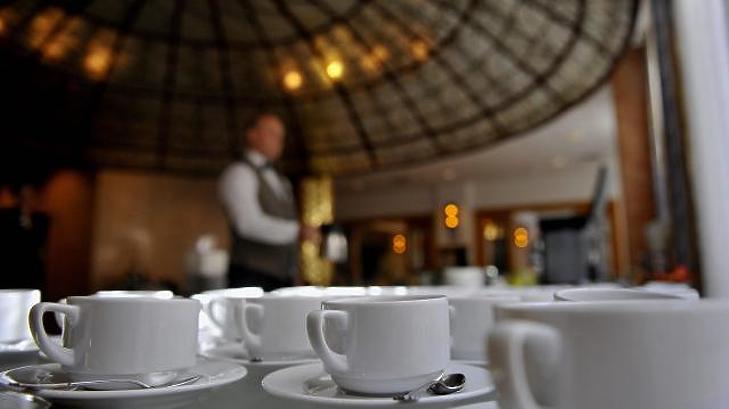 Sokáig zárva maradhatnak a szállodák és éttermek Fotó: MTI
