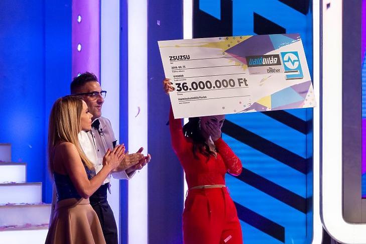 Először lett női győztes a Való Világban