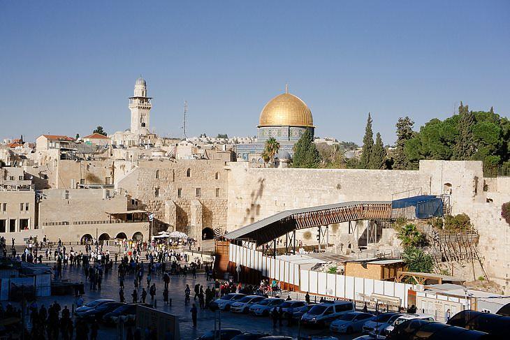 Jeruzsálem (Pexels/Haley Black)