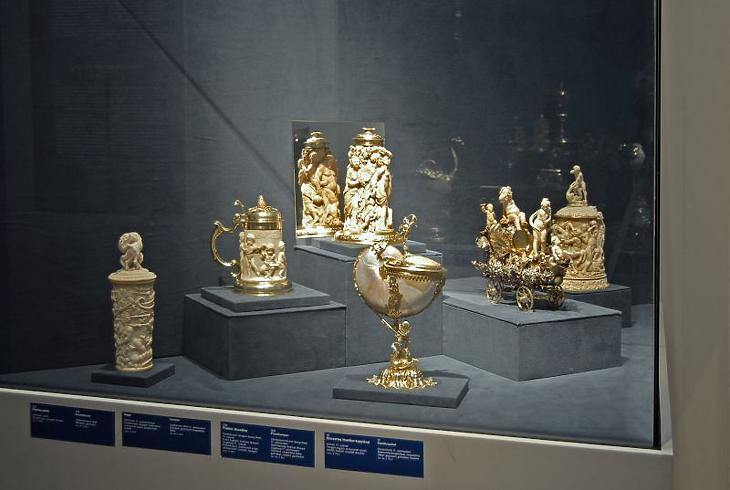 A fraknói kincs. Fotó: Iparművészeti Múzeum