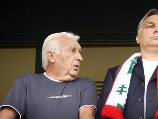 Megszünteti egyik cégét Orbán édesapja