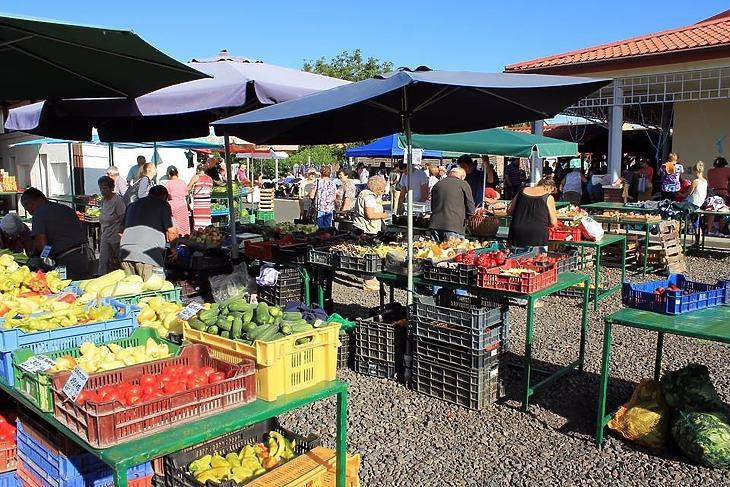 Az élelmiszerárak drágulása is nyomot hagyhatott a februári infláción. Fotó: MTI