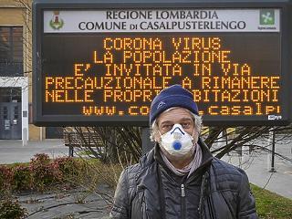 Koronavírus: vesztegzár alatt Lombardia