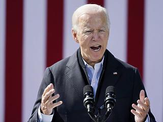 Megtartotta nagy beszédét Joe Biden