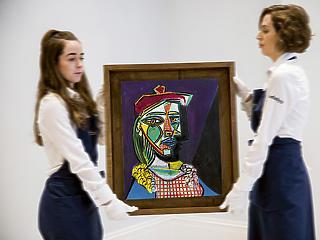 Közel 18 milliárdért kelt Picasso egyik portréja