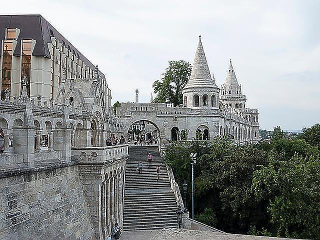 Népszerű utazási célpont Budapest