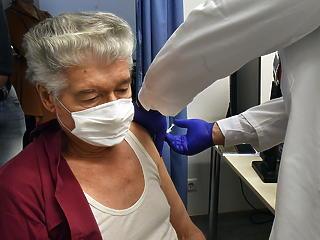 Egy koronás beteg hunyt el mára virradóra