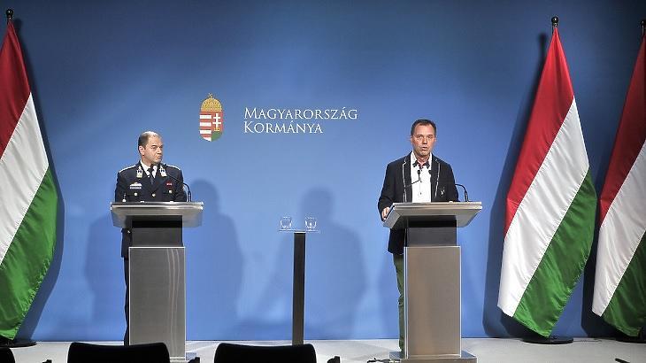Ma Szlávik János infektológus főorvos is beszámolt a jelenlegi helyzetről. Fotó: mfor.hu