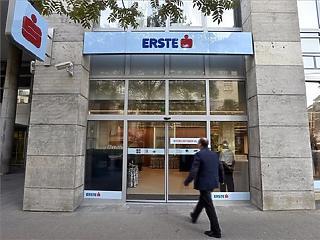12,2 százalékkal nőtt az Erste Csoport negyedéves profitja