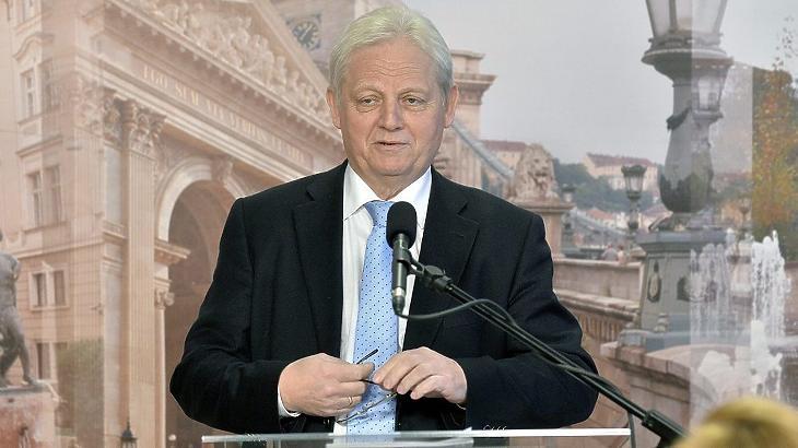 Tarlós István (Fotó: MTI)